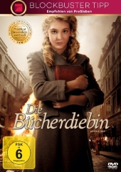 Bücherdiebin, 1 DVD Cover