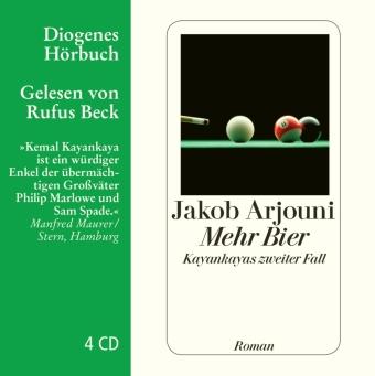 Mehr Bier, 4 Audio-CDs