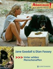 Jane Goodall & Dian Fossey Cover