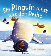 Ein Pinguin tanzt aus der Reihe Cover