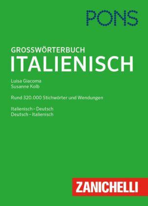Pons Großwörterbuch Italienisch Shop Mediengruppe Deutscher