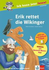 Erik rettet die Wikinger Cover