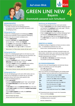 Green Line NEW Bayern 4 - Auf einen Blick