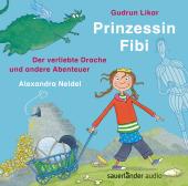 Prinzessin Fibi, 1 Audio-CD