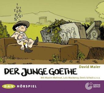 Der junge Goethe, 1 Audio-CD