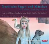 Nordische Sagen und Märchen - Von Trollen, Elfen und Eisriesen, 3 Audio-CDs Cover