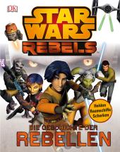 Star Wars Rebels - Die Geschichte der Rebellen Cover