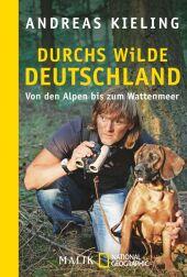 Durchs wilde Deutschland Cover
