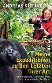 Meine Expeditionen zu den Letzten ihrer Art Cover