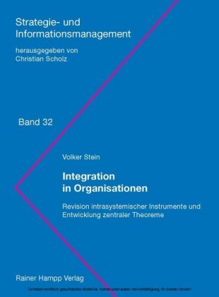 Integration in Organisationen