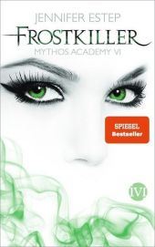 Mythos Academy - Frostkiller Cover