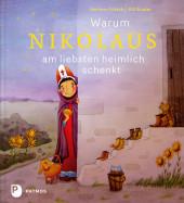 Warum Nikolaus am liebsten heimlich schenkt Cover