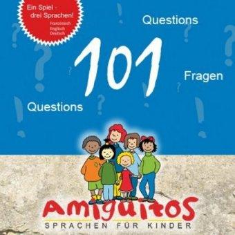 101 Fragen / 101 questions / 101 questions (Spiel)