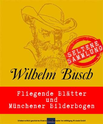 Willhelm Busch: Seltene Sammlung