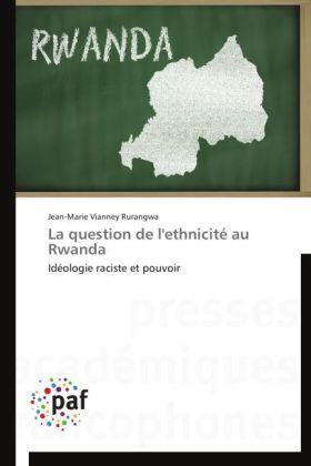 La question de l'ethnicité au Rwanda
