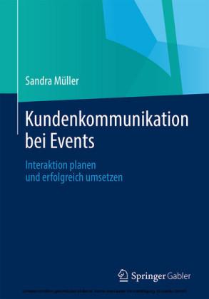 Kundenkommunikation bei Events