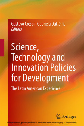 Science, Technology and Innovation Policies for Development