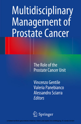 Multidisciplinary Management of Prostate Cancer