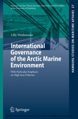 International Governance of the Arctic Marine Environment