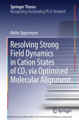 Resolving Strong Field Dynamics in Cation States of CO_2 via Optimised Molecular Alignment