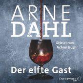 Der elfte Gast, 6 Audio-CDs Cover