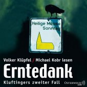 Erntedank, 3 Audio-CDs