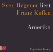 Amerika, 6 Audio-CDs Cover