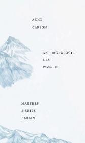 Anthropologie des Wassers