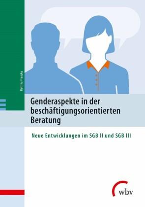 Genderaspekte in der beschäftigungsorientierten Beratung