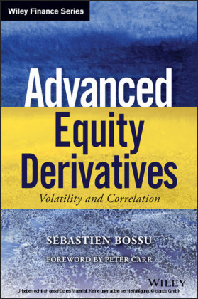 Advanced Equity Derivatives