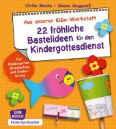 22 fröhliche Bastelideen für den Kindergottesdienst Cover
