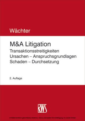 M&A-Litigation