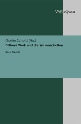 Diltheys Werk und die Wissenschaften