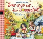 Sommer auf dem Sonnenhof, 2 Audio-CDs Cover