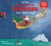 Der kleine Drache Kokosnuss feiert Weihnachten, 1 Audio-CD