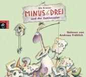 Minus Drei und der Zahlensalat, 1 Audio-CD