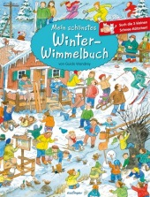 Mein schönstes Winter-Wimmelbuch Cover
