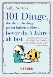 101 Dinge, die du unbedingt getan haben solltest, bevor du 5 Jahre alt bist Cover