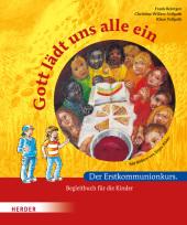 Gott lädt uns alle ein, Begleitbuch für die Kinder Cover