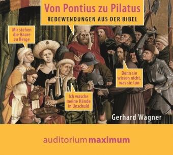 Von Pontius zu Pilatus, Audio-CD