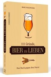 111 Gründe, Bier zu lieben Cover