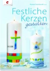 Festliche Kerzen gestalten Cover