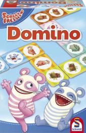 Sorgenfresser (Kinderspiel), Domino Cover