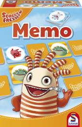 Sorgenfresser (Kinderspiel), Memo Cover