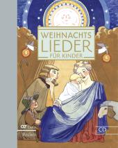Weihnachtslieder für Kinder, m. Audio-CD
