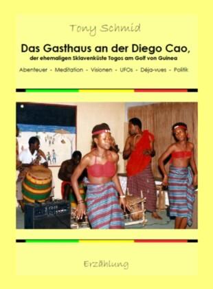 Das Gasthaus an der Diego Cao, der ehemaligen Sklavenküste Togos am Golf von Guinea