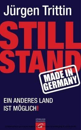Stillstand made in Germany