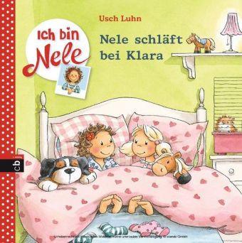 Ich bin Nele - Nele schläft bei Klara