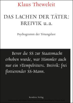 Das Lachen der Täter: Breivik u.a.