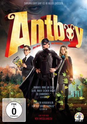 Antboy, 1 DVD